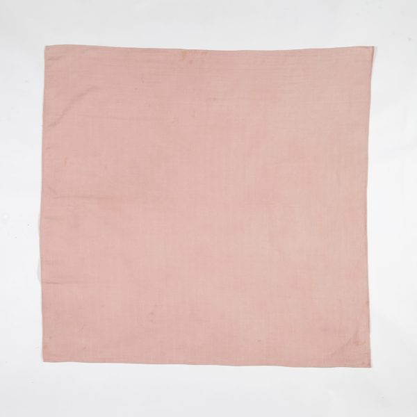 BORO*MINI SWADDLE PINK MADDER