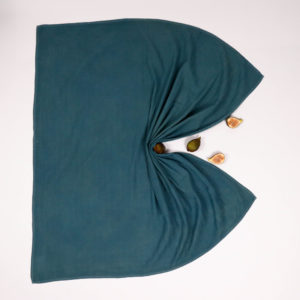 BORO*MINI HYDROFIELDOEK TEAL GREEN UNI XXL